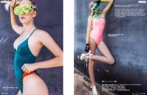 Elle Morgan Editorial for Society Magazine by Producciones Kreoidea 4