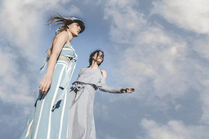 Fashion Editorial * Marbella * Erase thesky